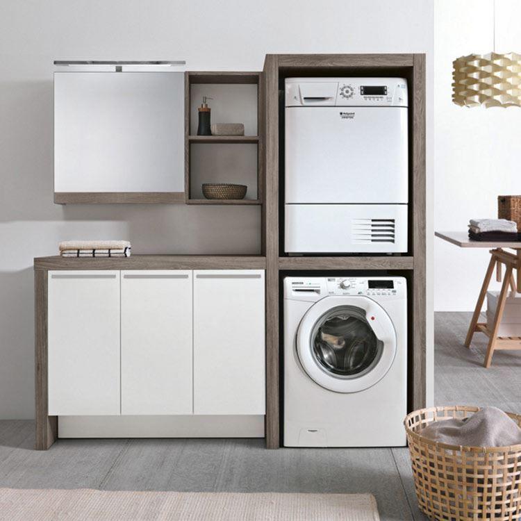 Como colgar la ropa en la lavanderia buscar con google for Muebles para lavanderia de casa