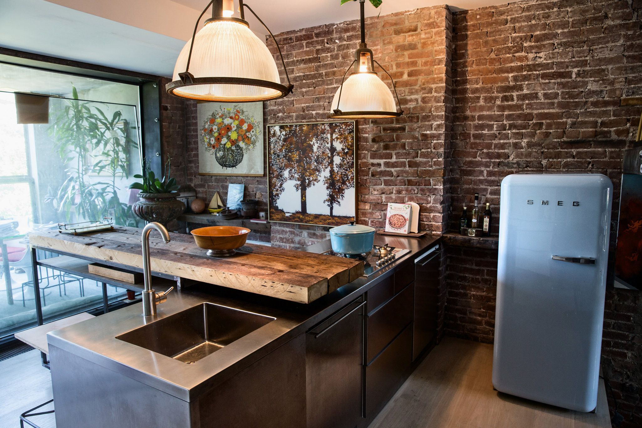 Recycled Kitchens, Salvaged Splendor | Recycled kitchen ...