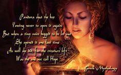 Pandora's Box - Greek Mythology