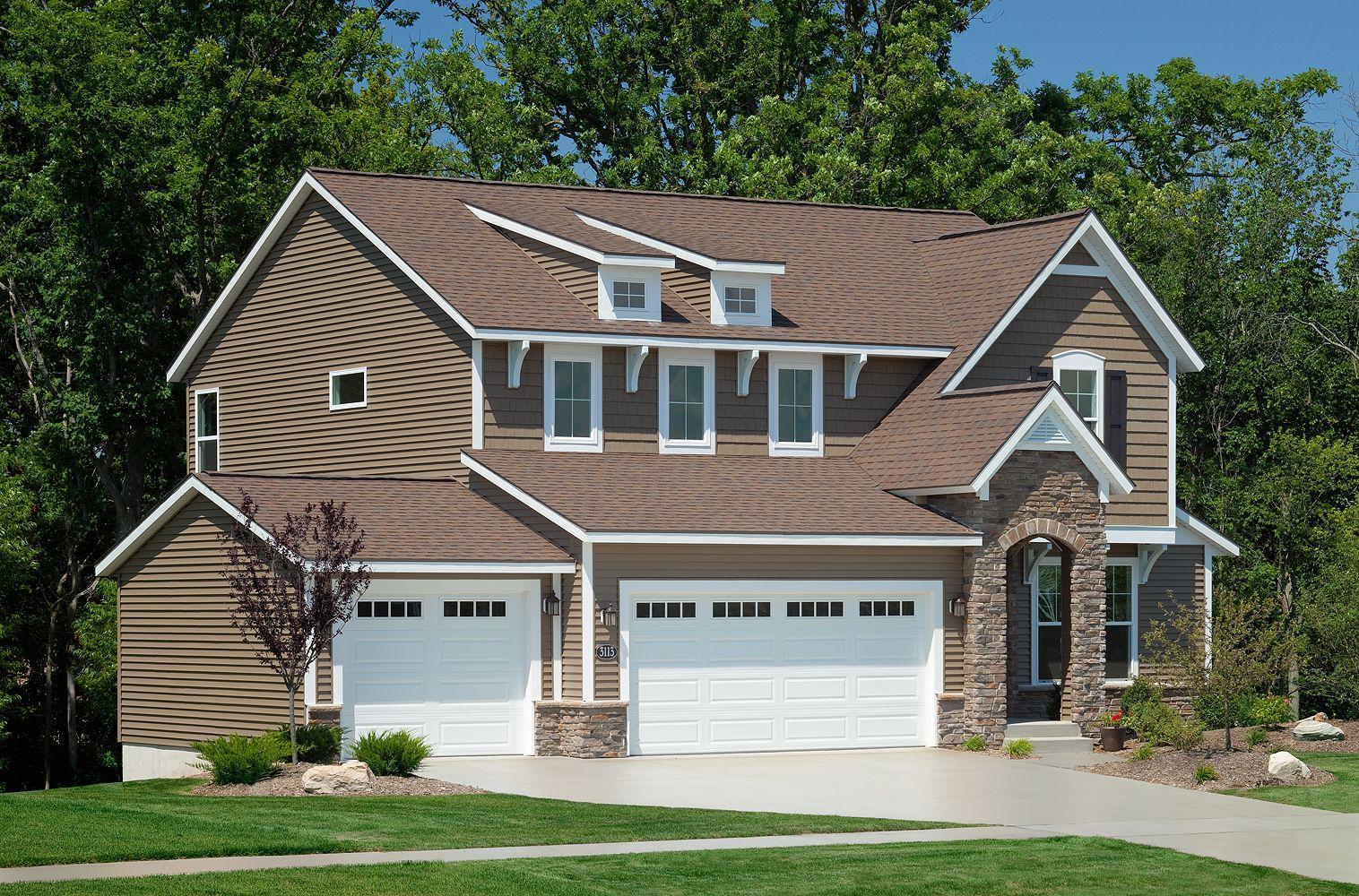 Sanibel floor plan by eastbrook homes in grand rapids for Home builders in michigan floor plans