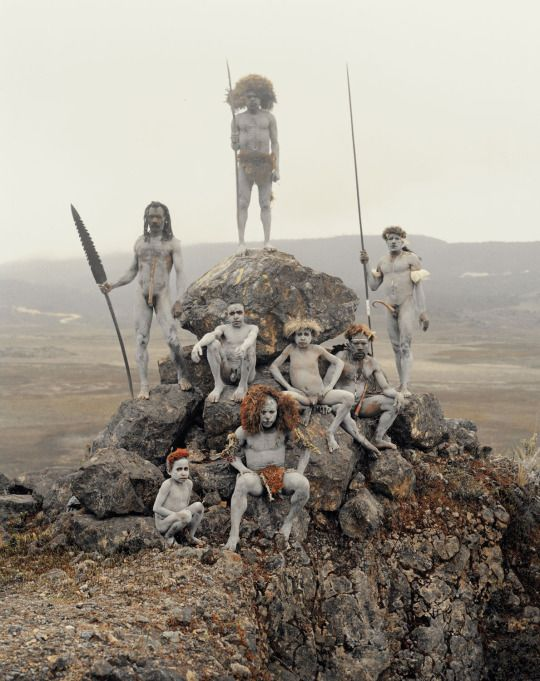 Yali, 'Lords of the Earth', Papua New Guinea.