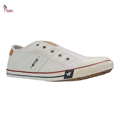 1099-302, Sneakers Basses Femme - Vert (702 Lindgrün), 37Mustang