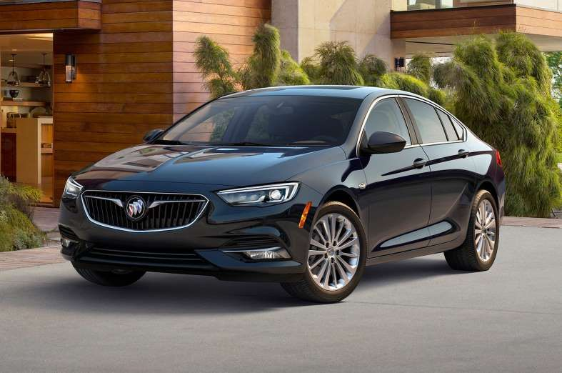 Future Cars 2018 And Beyond Buick Regal Buick Regal Gs Buick