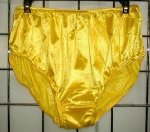 Nylon Bbw panty