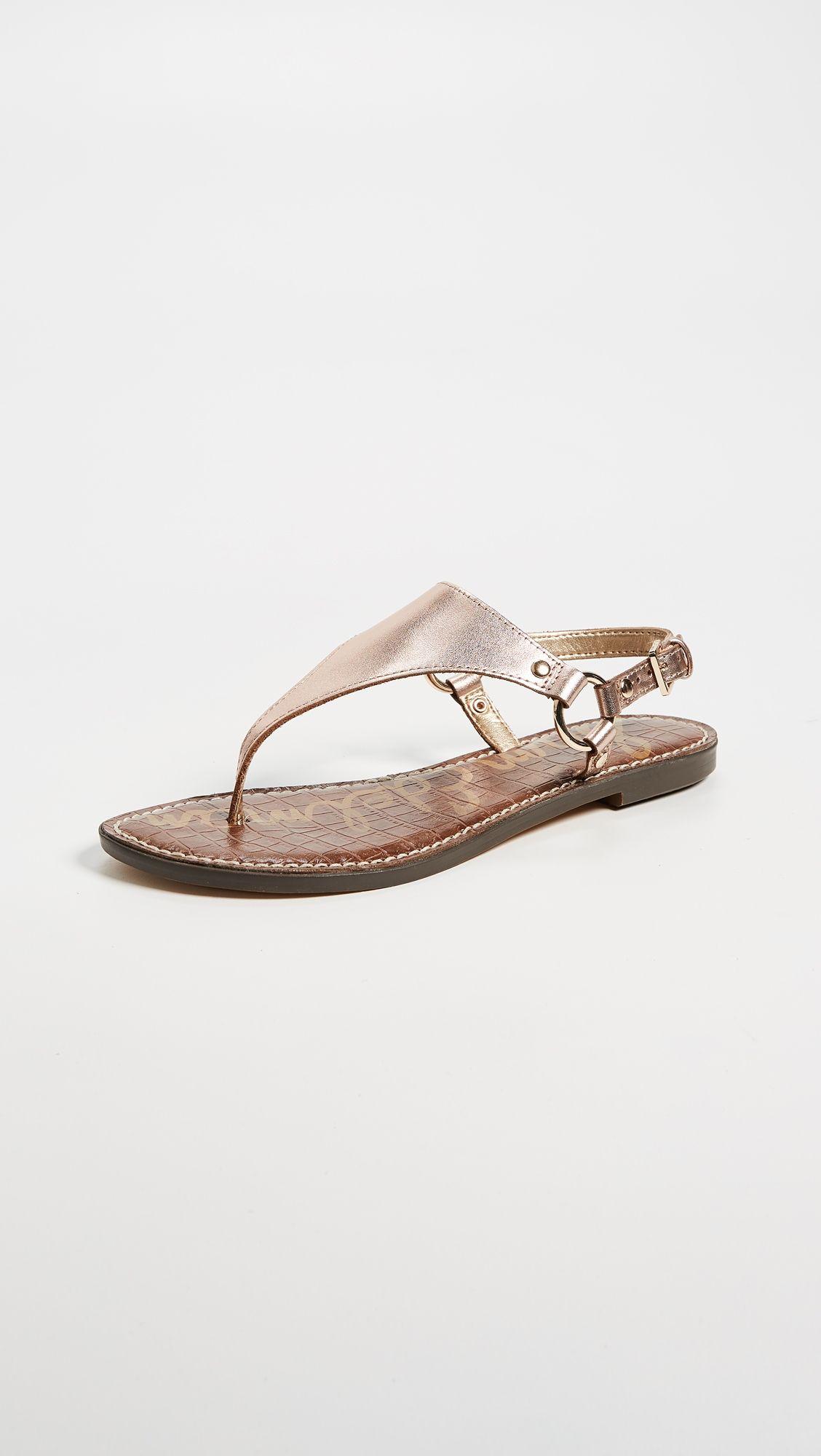 47dc544fac8b Sam Edelman Greta Flat Sandals