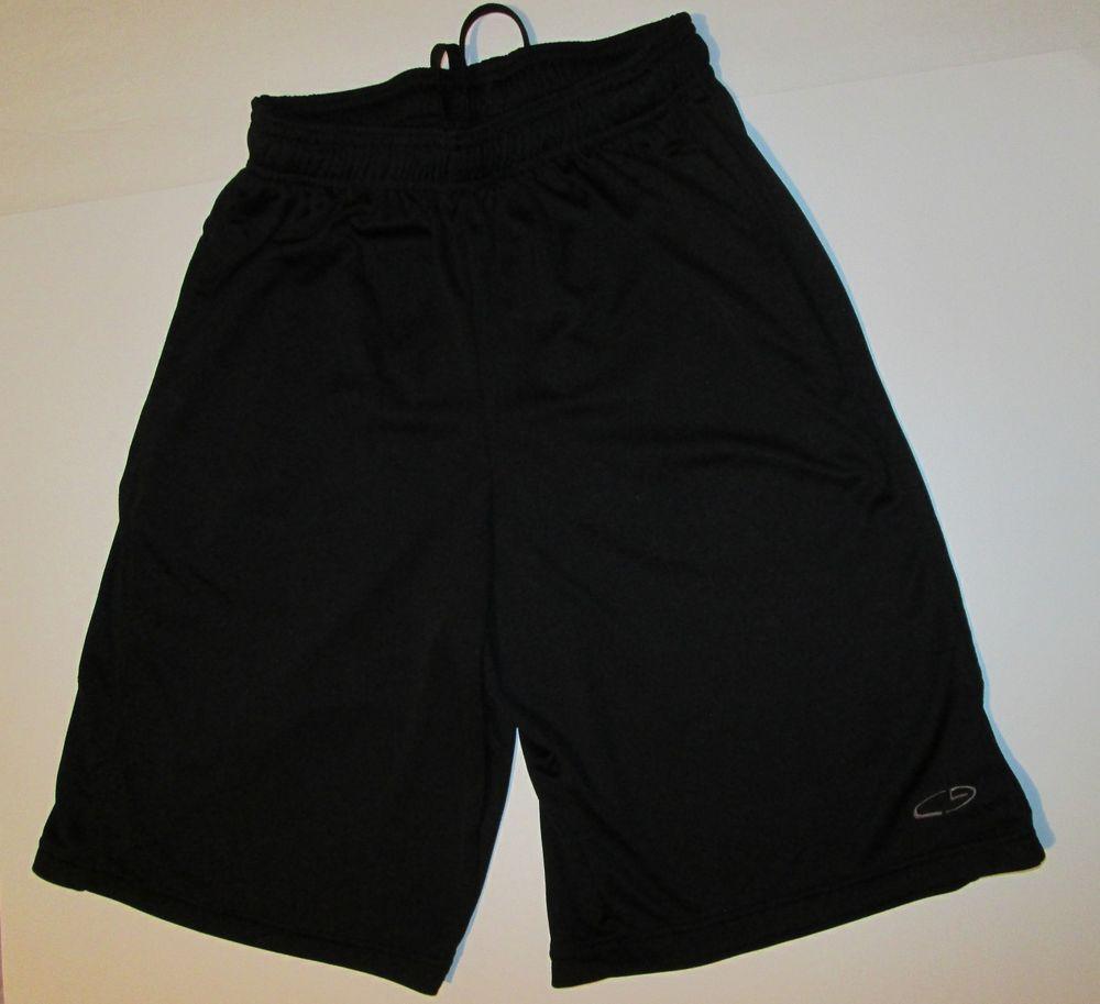 98320532b57936 Champion Sports Shorts Womens Small Petite Bermuta Black  Champion  Shorts