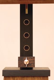 American Made   Wood Music Stand Apollo 6