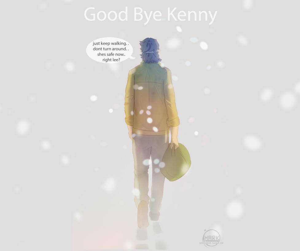 *too many feelings* (T⌓T) Kenny from TheWalkingDead Season 2