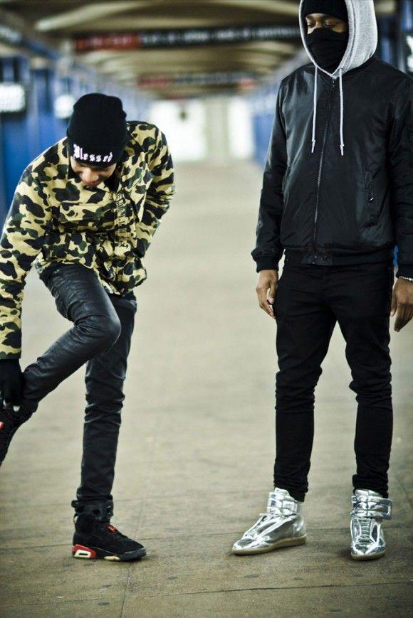 0b6853cfba5 Urban Ninjas Skinny Jeans & Jordans | Urban ✌ | Fashion, Suit ...