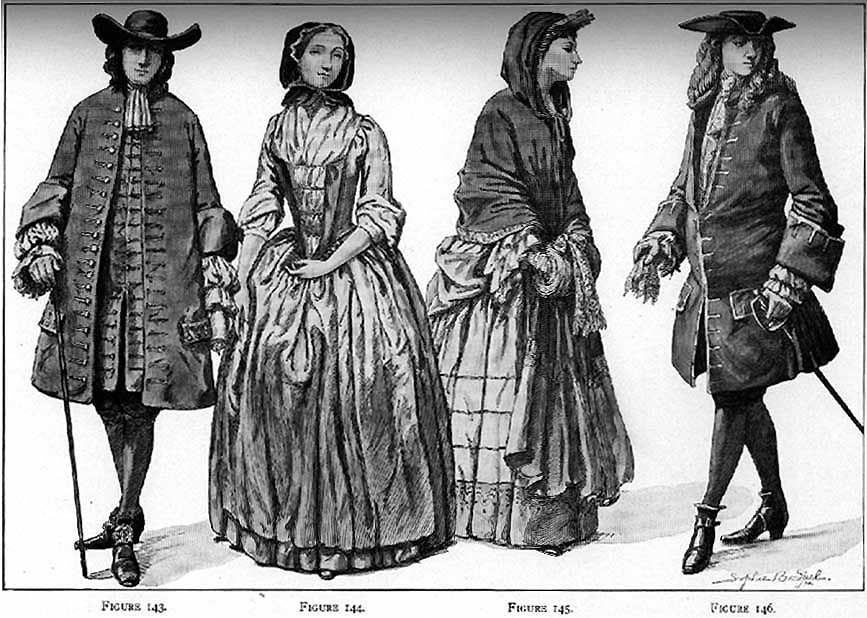 Costumes Louis 14 Costumes 15 1600s Pinterest