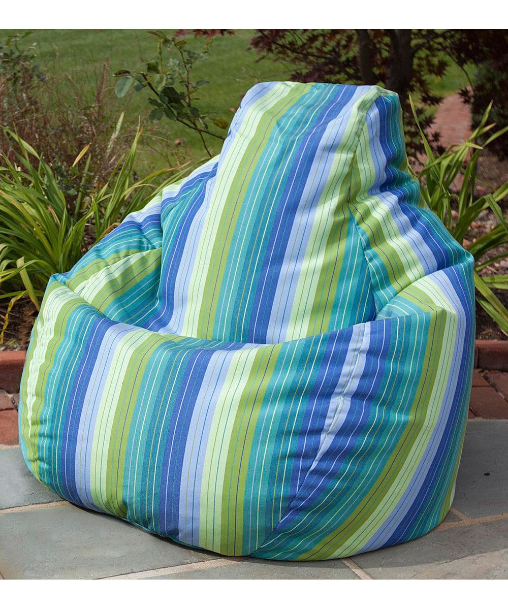Seville Seaside Indoor Outdoor Bean Bag Outdoor
