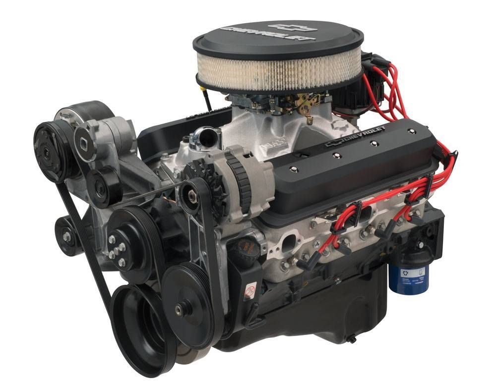 Chevrolet Performance Zz6 Turn Key Engine 8 376 With Images Engines For Sale Engineering Chevrolet