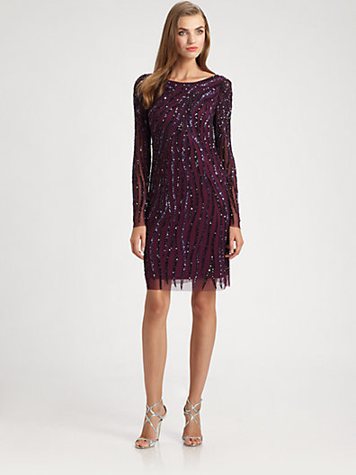 Sequined Dres