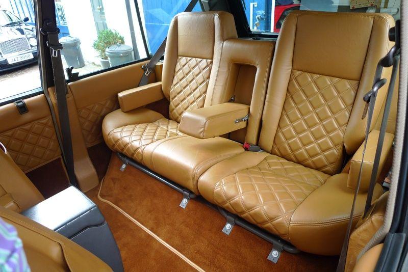 1991 land rover range rover csk special edition - Range rover classic interior parts ...