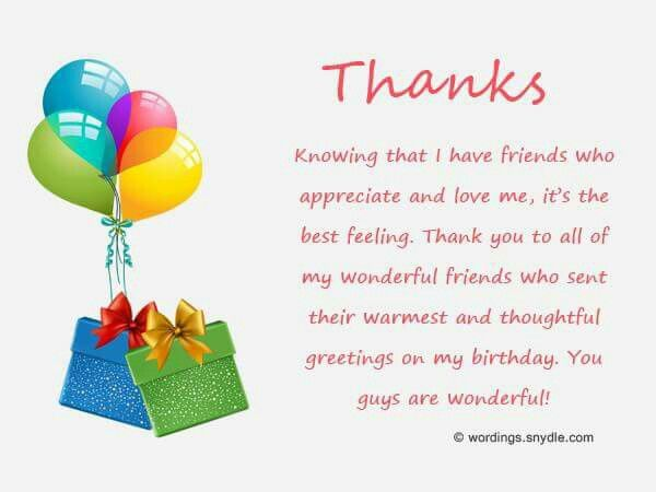 Pin By Vipen Kumar On Birthday Thanks Thank You For Birthday