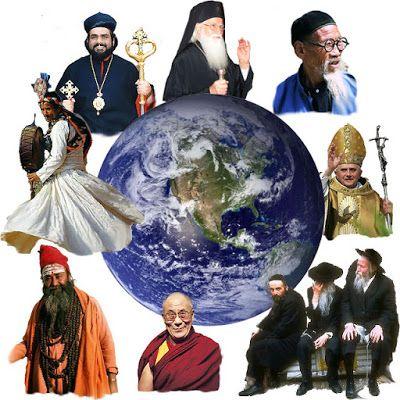 DERUWA: Religionen gehören alle aufgelöst!