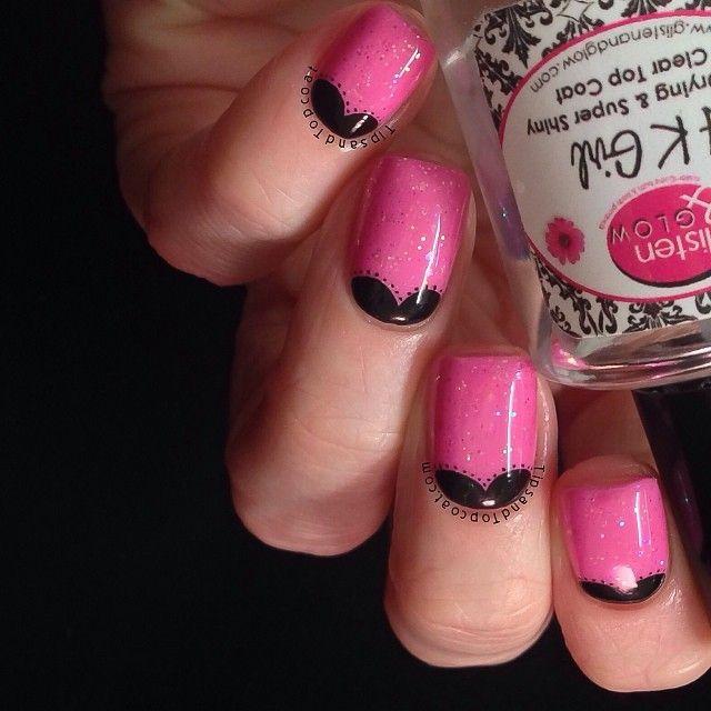 Instagram photo by tipsandtopcoat #nail #nails #nailart