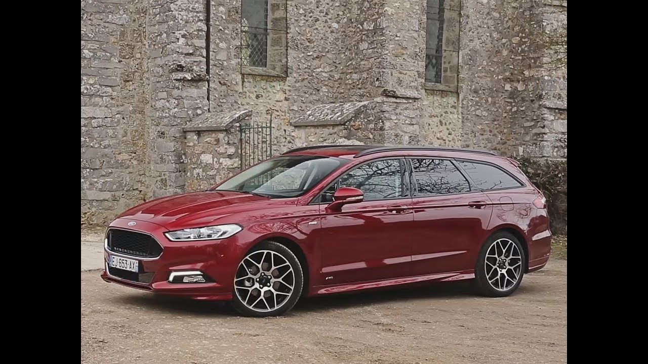 The 2019 Ford Mondeo Vignale Offers Outstanding Style And