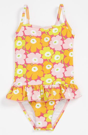 4fd1e8b470 Marimekko One Piece Swimsuit (Toddler) available at #Nordstrom ...