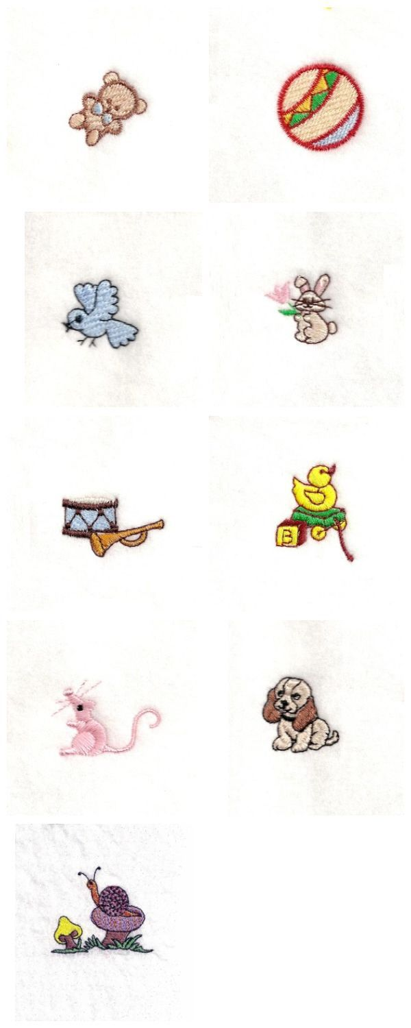 This Free Embroidery Collection From Bunnycup Embroidery Is Called