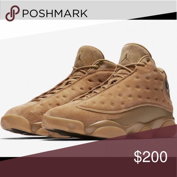 RARE Wheat Jordan 13s | Jordans, Shoe