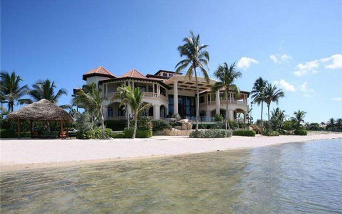 Особняк у моря оаэ купить недвижимость
