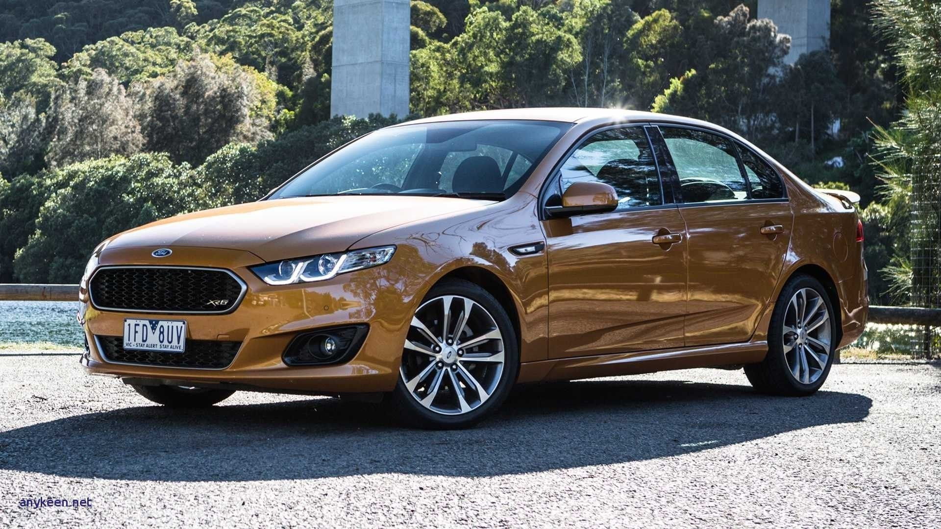 What Does The 2019 Ford Falcon Gt Come Out