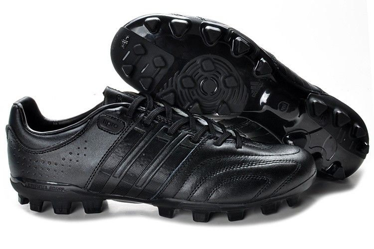 new product ccec7 96e2c ... Adidas Adipure 11Pro TRX AG Soccer Cleats Black ...