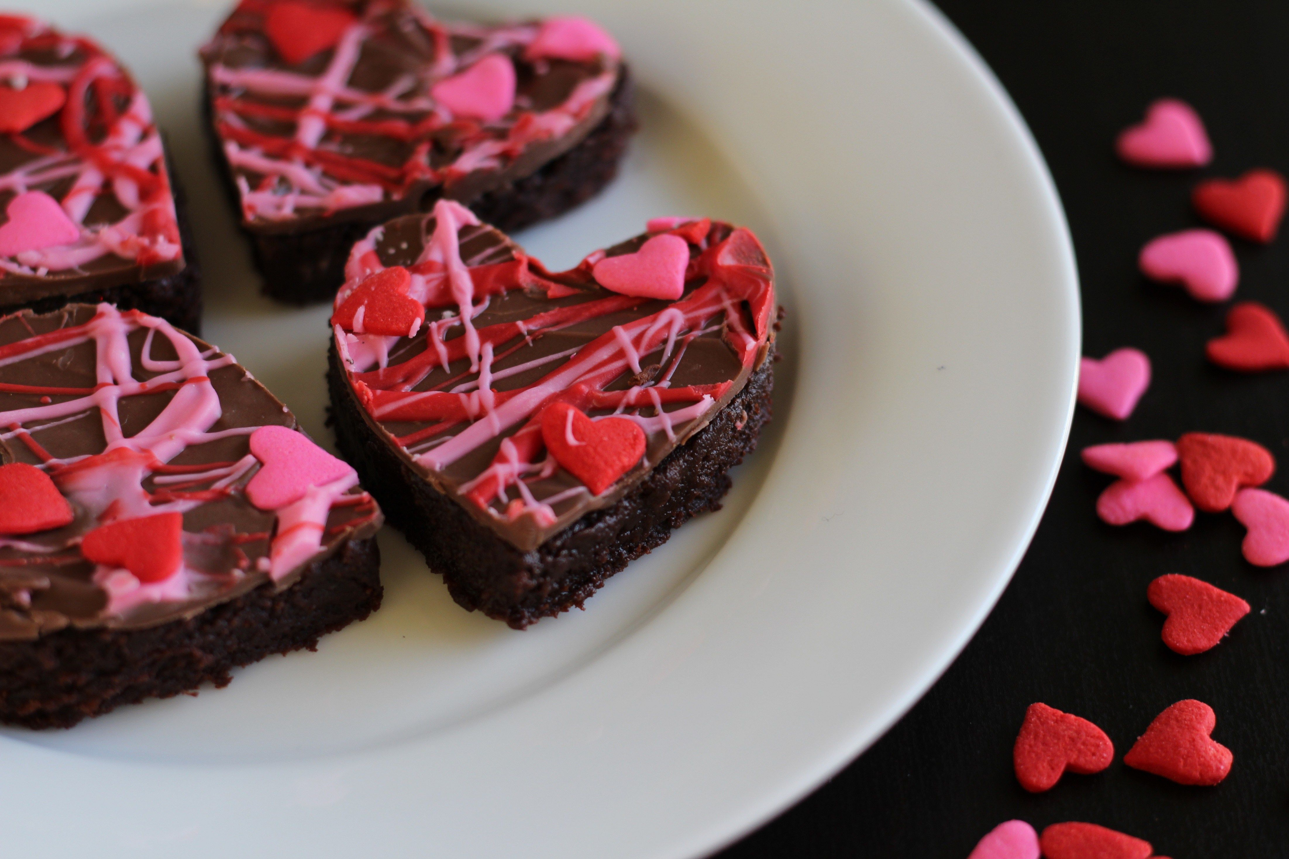 Easy brownies for two brownies easy dessert recipes