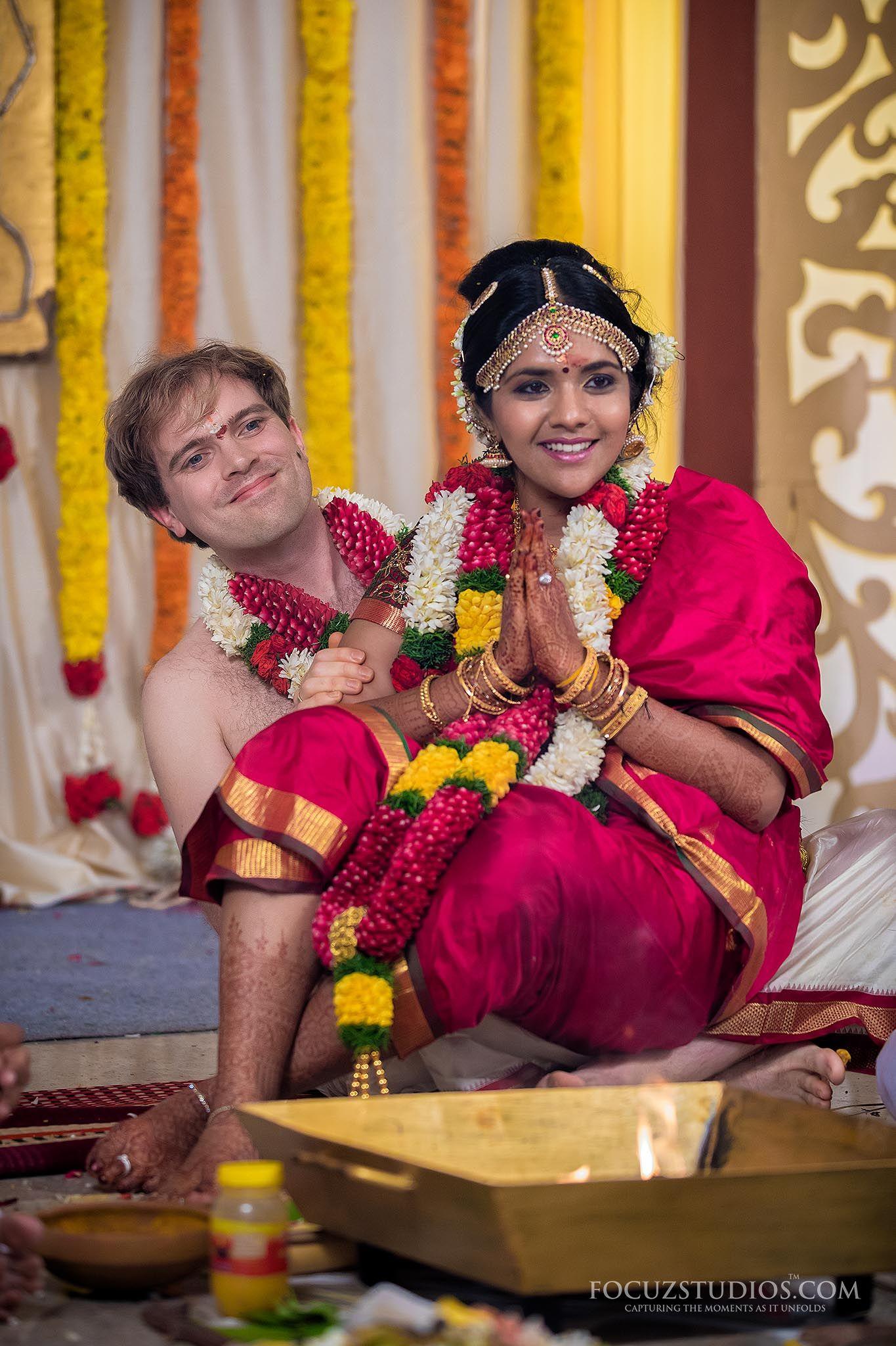 An NRI Wedding in Chennai Tamil Nadu | Focuz Studios in