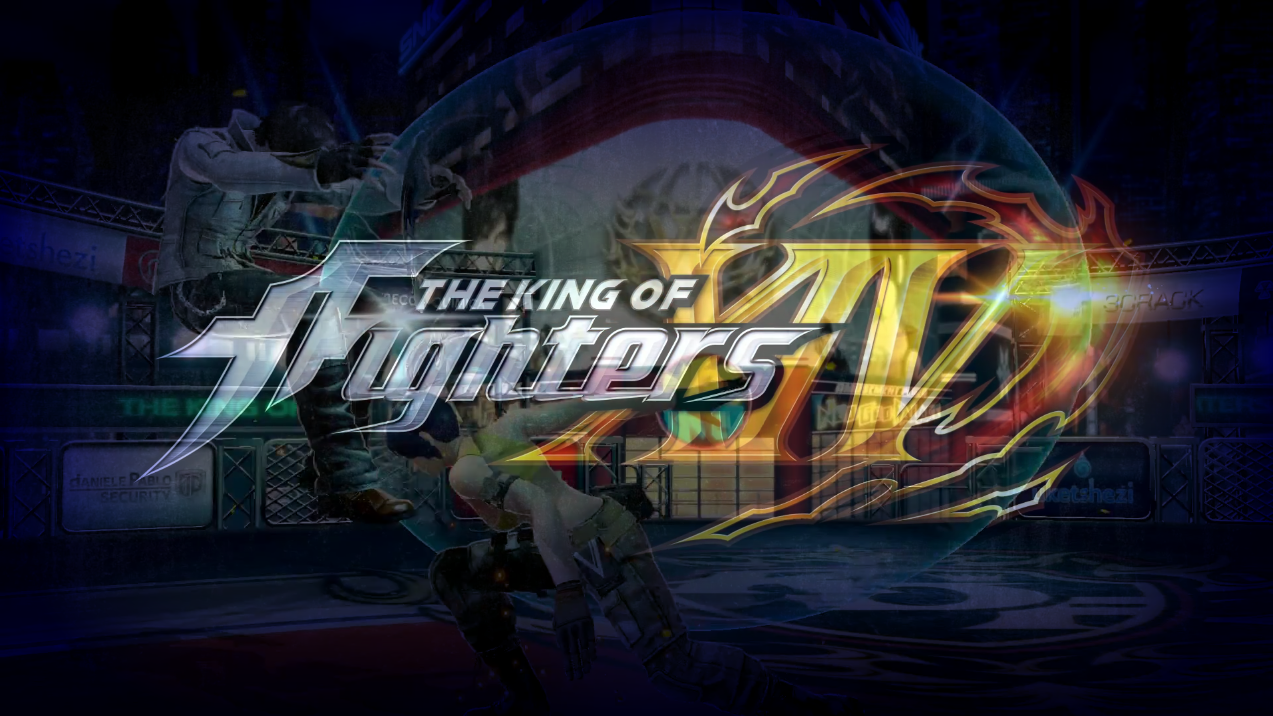 The King Of Fighters Xiv Backgrounds King Of Fighters Fighter