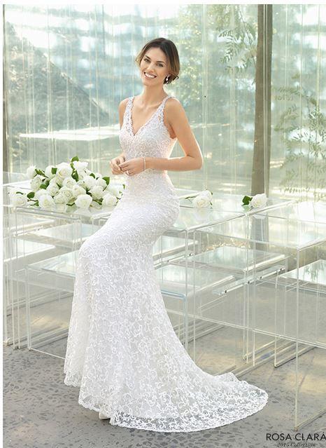 7730b049 Helen Lindes vestida de novia en la revista ¡HOLA! | casam en 2019 ...