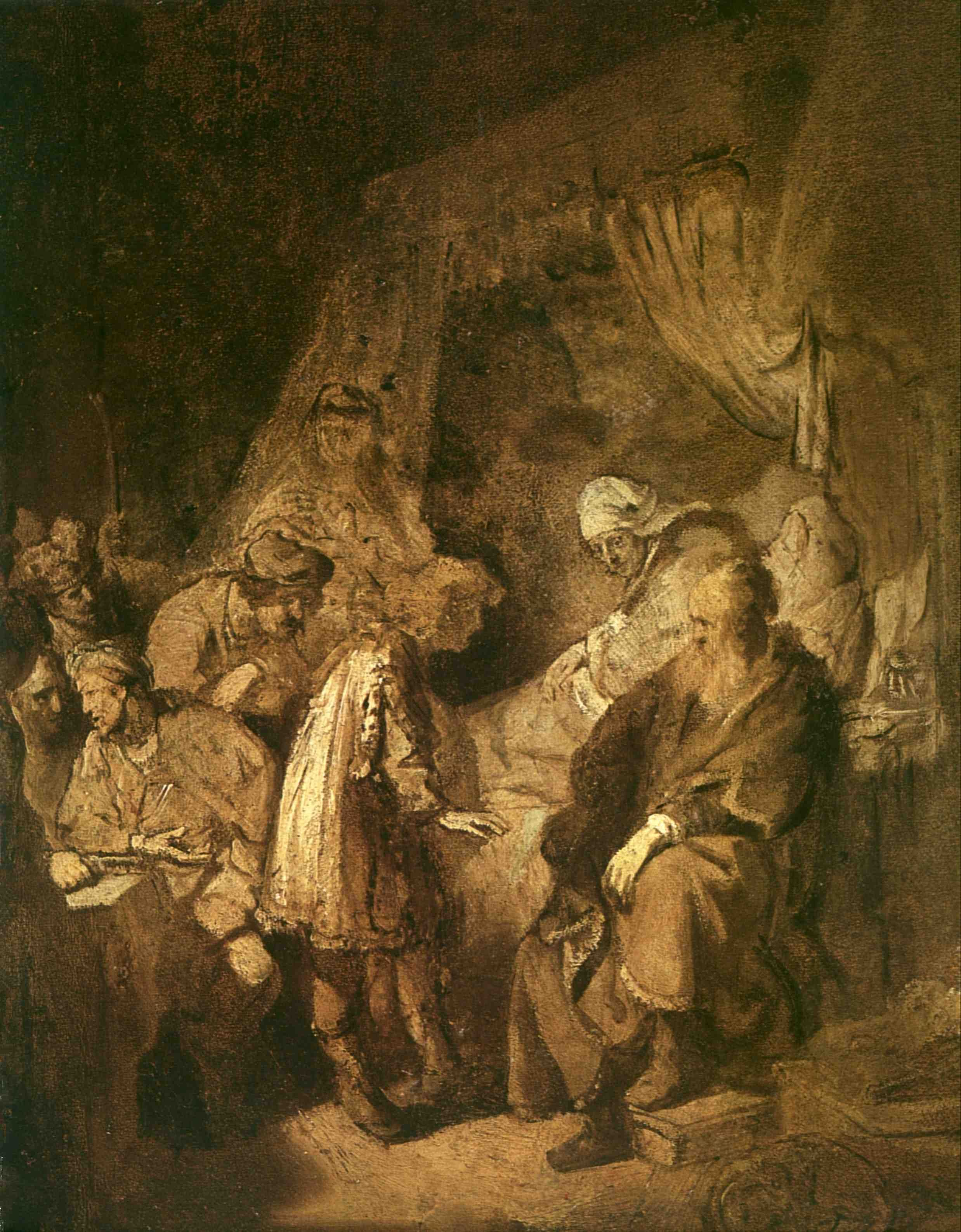 Joseph raconte le songe