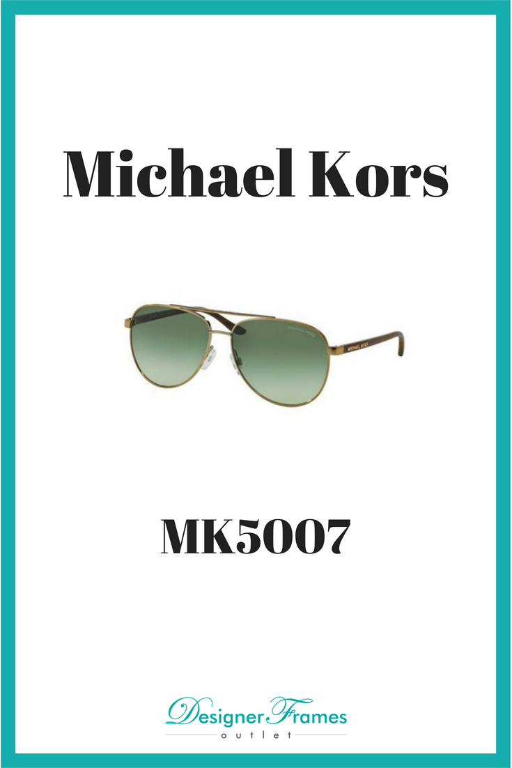 354ca896a2a4 Rock these fabulous Michael Kors MK5007 sunglasses this summer!