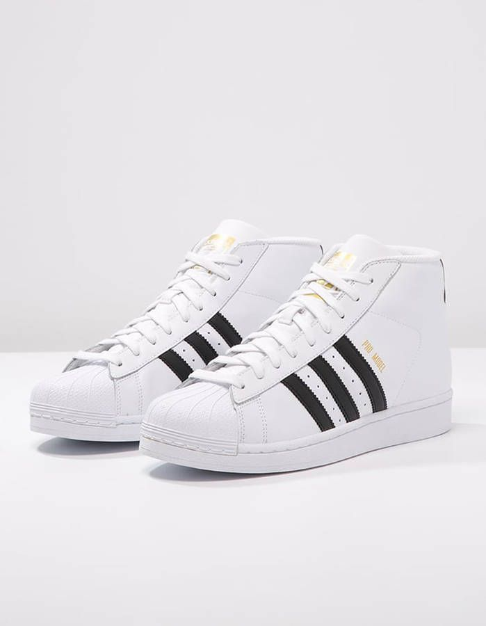 Baskets montantes Superstar Adidas