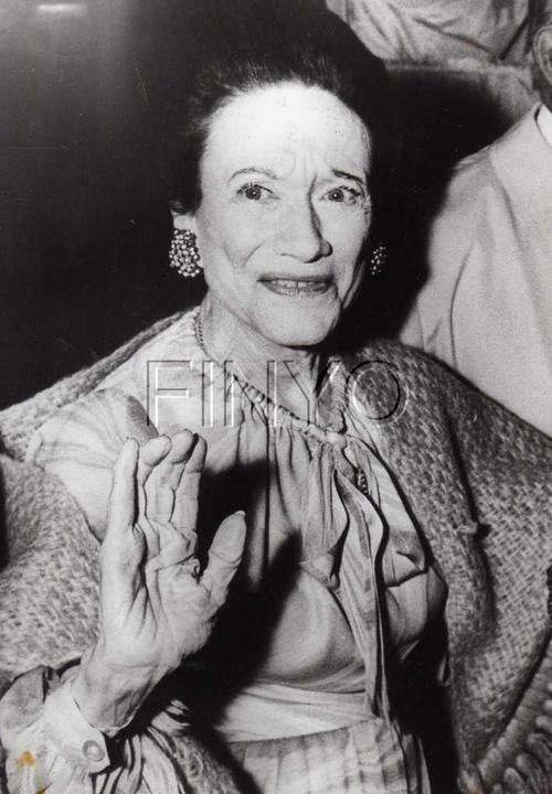 Last Picture Of The Duchess Of Windsor She Had Her Face And Neck