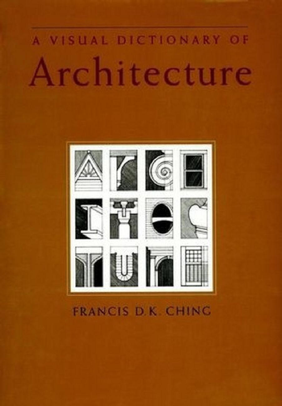 Architecture Dictionary Pdf