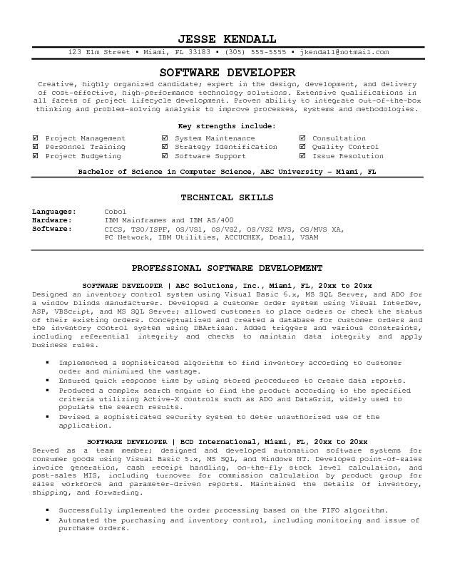 best web developer resume example if you are interesting to apply your application as web