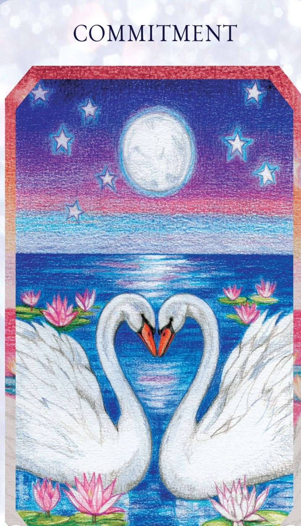 True Love Reading Cards Commitment Commitment Comes In May Forms To Yourself Goals Relationship This Cards Fortune Cards Angel Oracle Cards Oracle Cards