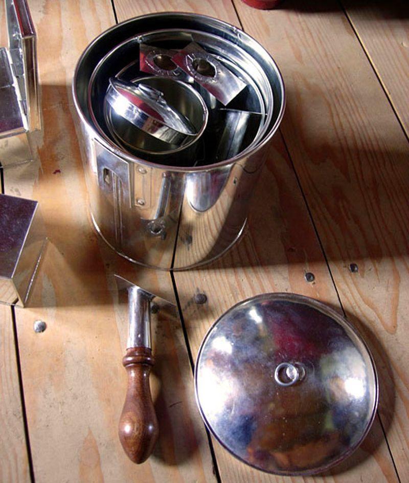 Engraved Frying Pan