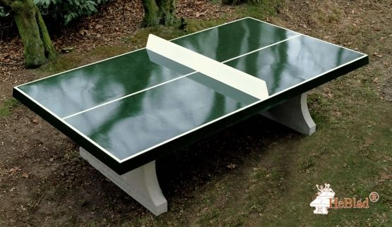 Concrete Ping Pong Table Green With Images Outdoor Table Tennis Table Concrete Outdoor Table Table Tennis
