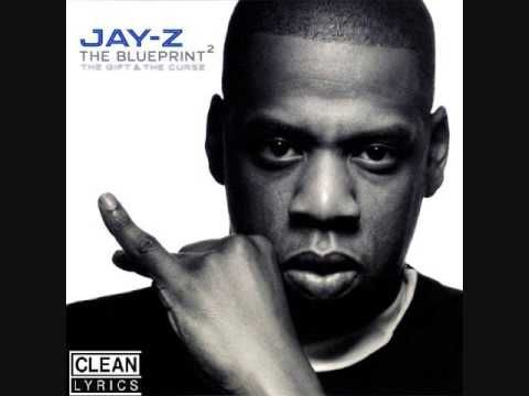Jay-Z - Excuse Me Miss (feat Pharrell Williams) Clean ONLY NEW - best of jay z blueprint song cry
