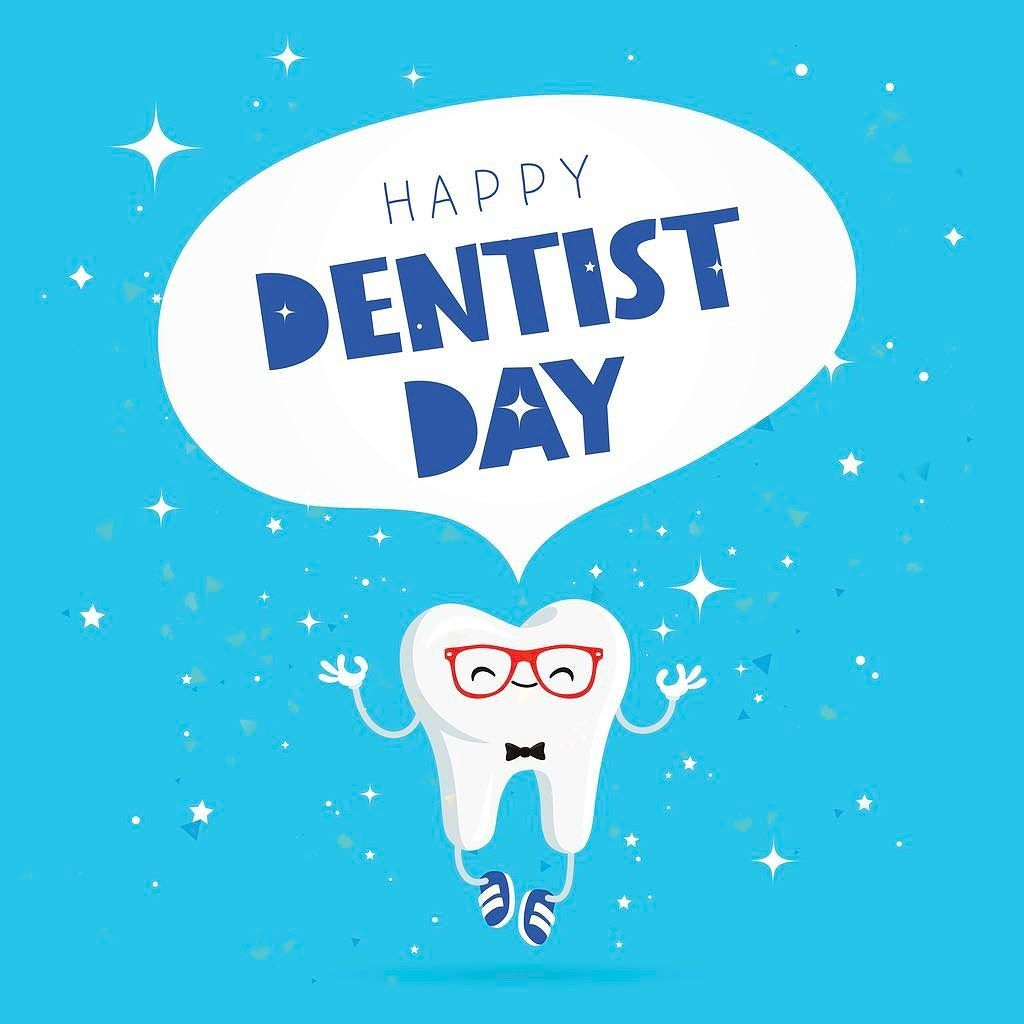 Have You Thanked Your Dentist Today Celebrate Dentistday By Leaving A Review For Your Favorite Summitdentalhealth Dentist I Dentist Day Dentist Dental Posts