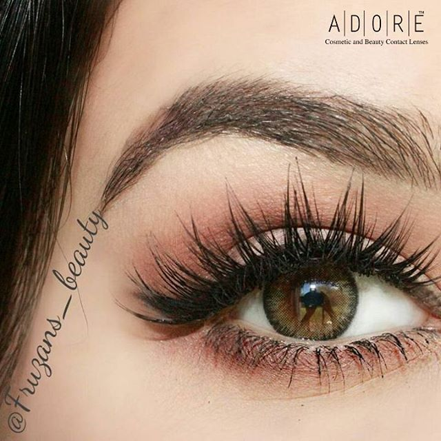 d5e99010bf49 Instagram post by ADORE Cosmetic Contact Lenses • Apr 3