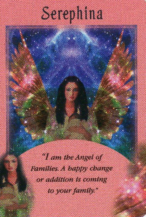 Brenda And Her Angels Today S Angel Card Angel Cards Angel Cards Reading Angel Oracle Cards