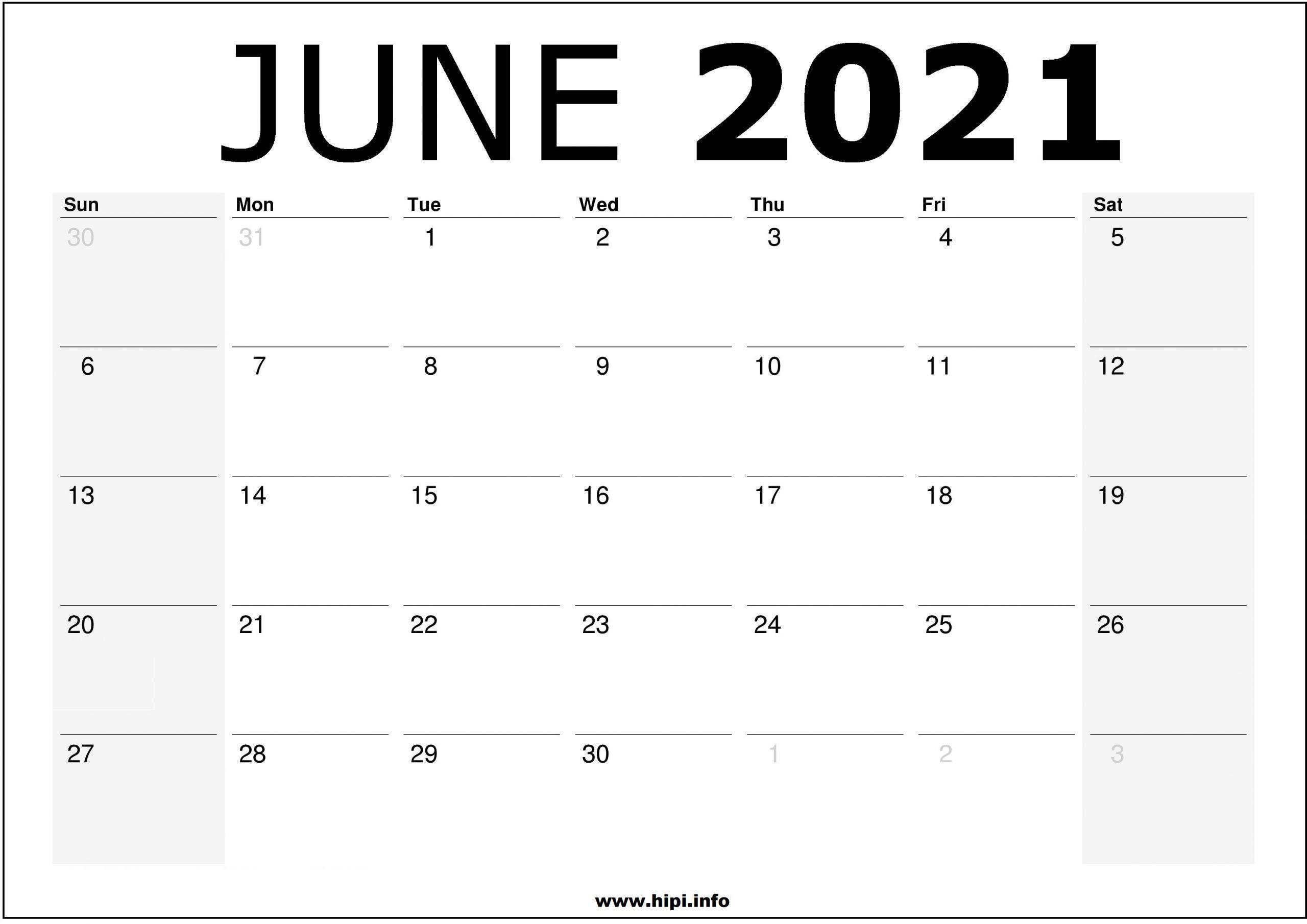 Printable Sunrise Sunset Calendar 2021