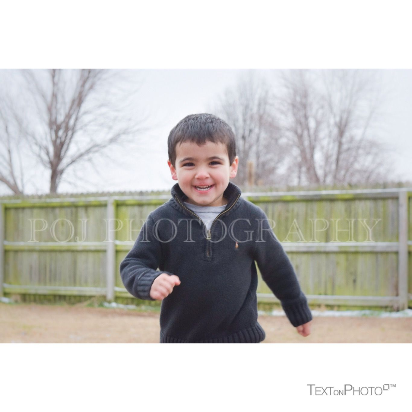 Children's photography, boy, outdoor