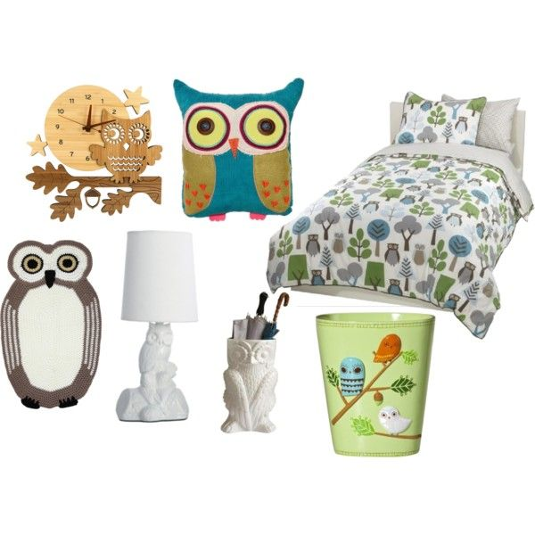 Owl bedroom ideas