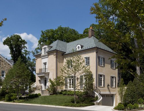Beautiful French Style Near Dc Barnes Vanze Architects Architecture House Exterior House Designs Exterior