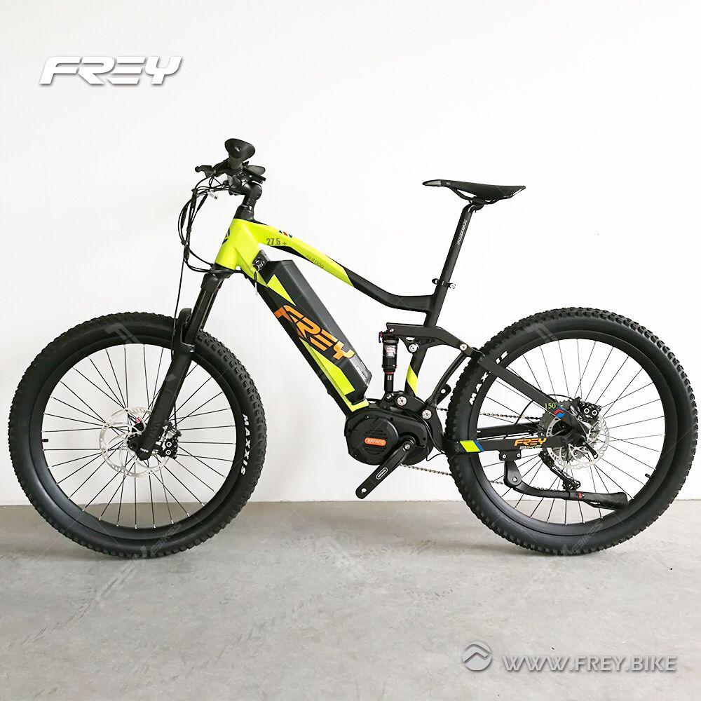 Chinese Company Frey Make Some Nice Mtb Ebikes With Bafang Motors